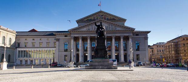 Nationaltheater München, Foto: Katy Spichal