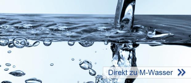 M-Wasser, Foto: SWM
