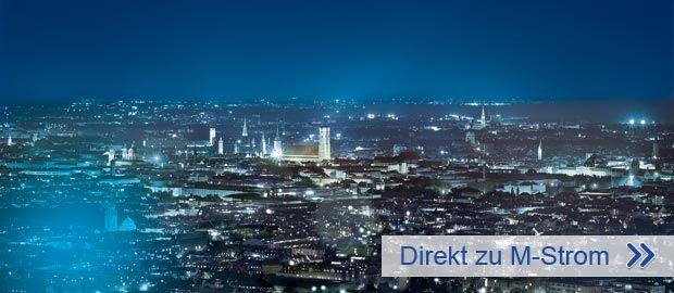 M Strom: München leuchtet, Foto: SWM