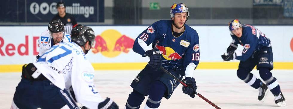 EHC Red Bull München gegen Iserlohn Roosters am 5.1.2017, Foto: GEPA pictures