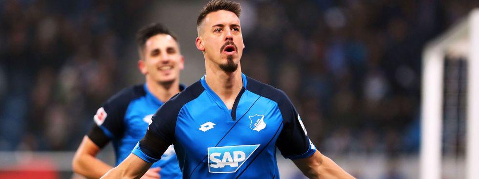 Stürmer Sandro Wagner wechselt zum FC Bayern München, Foto: picture alliance / Pressefoto Rudel