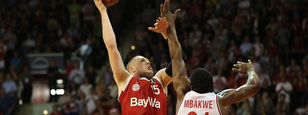 FC Bayern Basketball gegen Bamberg, Foto: FC Bayern Basketball