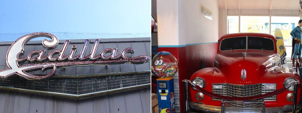 Cadillac & Veranda Kino