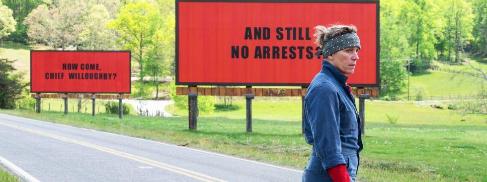 "Szene aus ""Three Billboards Outside Ebbing, Missouri"", Foto: 2017 Twentieth Century Fox"