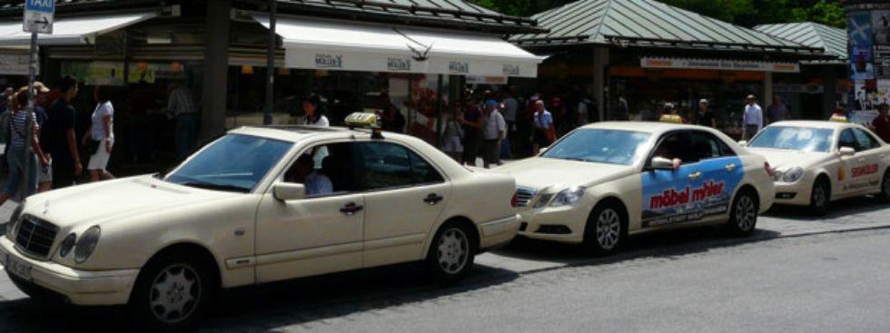 Taxi Berechnen München : munich taxi fares official website for munich ~ Themetempest.com Abrechnung