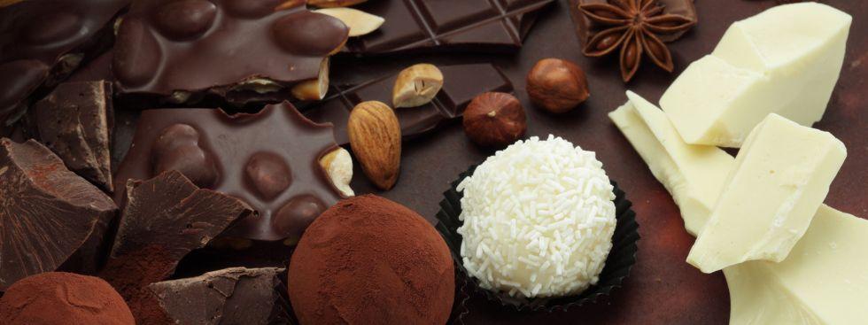 Lecker: Schokoladentafeln
