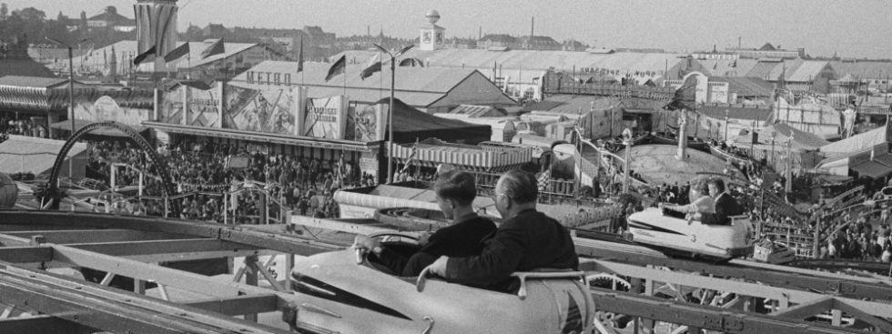 Oktoberfest 1964, Foto: Rudi Dix/Stadtarchiv München/RD2542N29