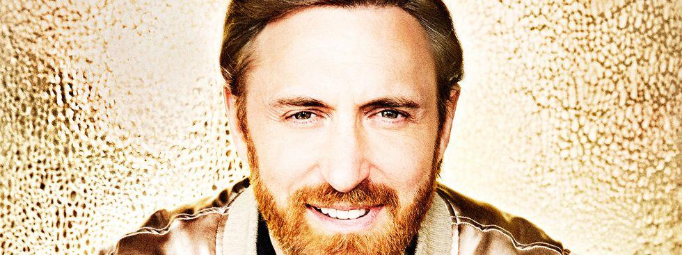 DJ David Guetta, Foto: Ellen von Unwerth
