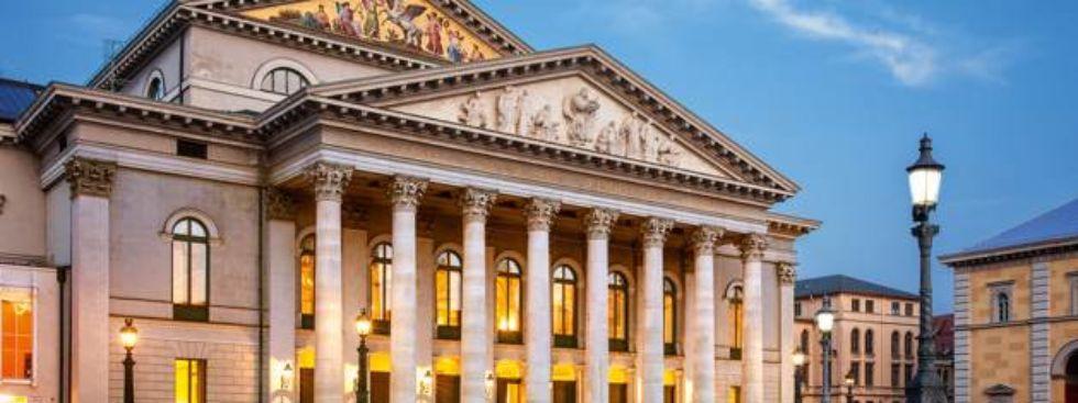 Bayerische Staatsoper, Nationaltheater aussen, München, Foto: Felix Löchner