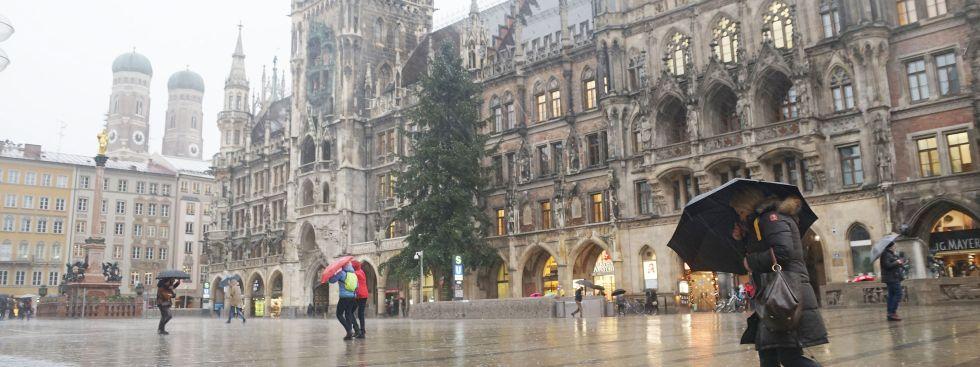 Sturmtief Burglind in München, Foto: muenchen.de/Dan Vauelle