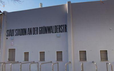 Grünwalder Stadion in Untergiesing