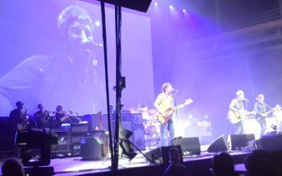 Noel Gallagher live im Zenith in München