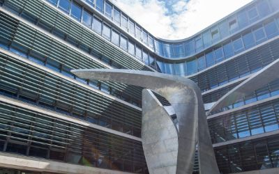 Neue Siemens-Zentrale am Wittelsbacherplatz