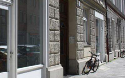 Ladenlokal in der Angertorstraße 3 für WikiMUC