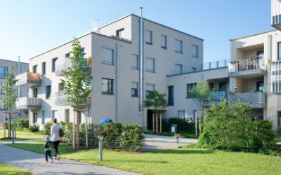 Wohnprojekt an der Bad-Schachener-Straße