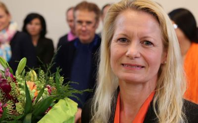 Neue Stadträtin Anja Burkhardt