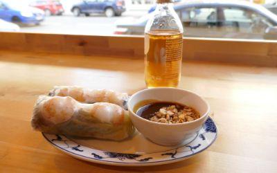 Vietnamesisches Restaurant Bep Ho, Sommerrollen