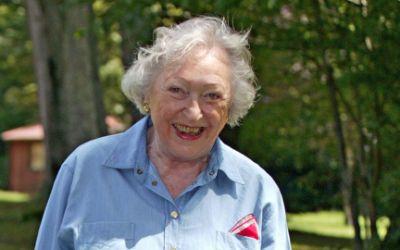 Die Erfolgsautorin Utta Danella starb im Juli 2015 in München