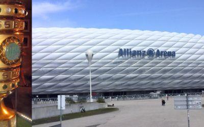 Der DFB-Pokal und die Allianz Arena