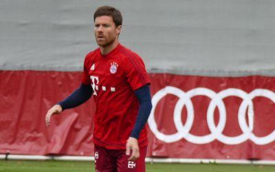 Xabi Alonso beim FC Bayern München