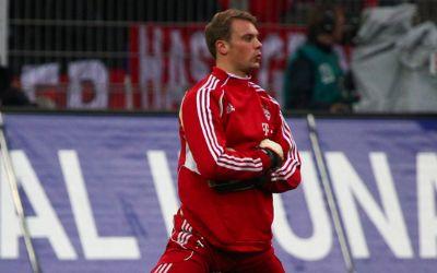 Manuel Neuer vom FC Bayern.
