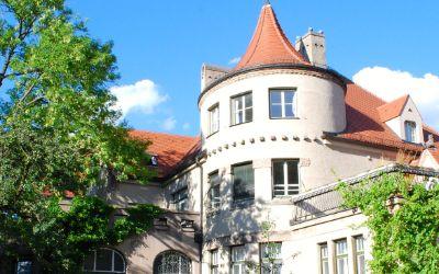 Die Seidlvilla in Schwabing