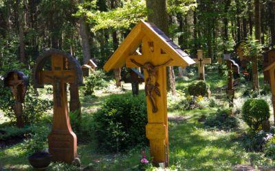 Waldfriedhof Fürstenried - Alter Teil