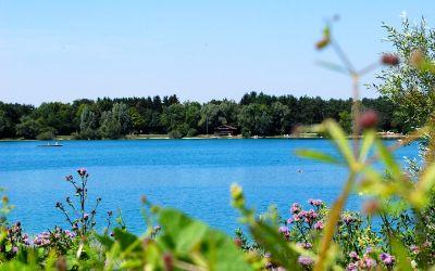 Regattaanlage Regattaparksee Badesee München