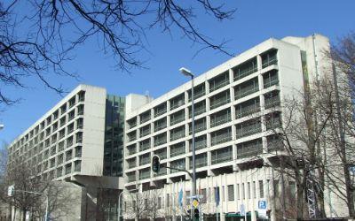Strafjustizzentrum in München