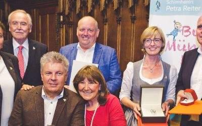 Bunte Münchner Kindl Preis wurde verliehen