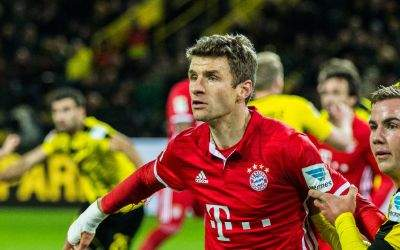 FC Bayern gegen BVB Dortmund