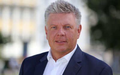Porträt von Dieter Reiter