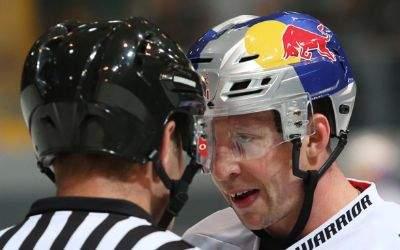 Spieler des EHC Red Bull München