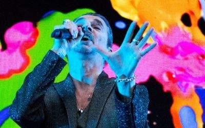 Depeche Mode am 9.6.2017 im Olympiastadion München