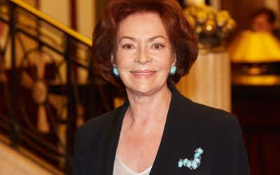 Schauspielerin Karin Dor, 2015