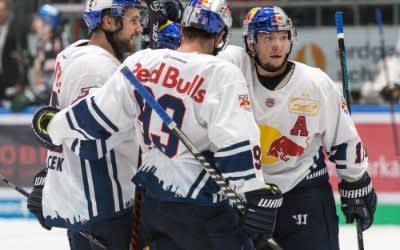 EHC gewinnt gegen Augsburg Panther