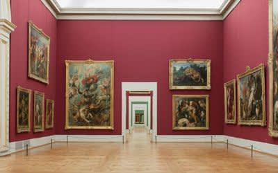 Alte Pinakothek, Roter Saal