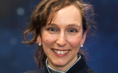 Astrophysikerin Suzanna Randall könnte als erste deutsche Frau ins All fliegen