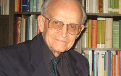 Religionsphilosoph Eugen Biser