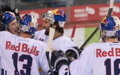 EHC Red Bull München gegen Schwenninger Wild Wings am 12.01.2018