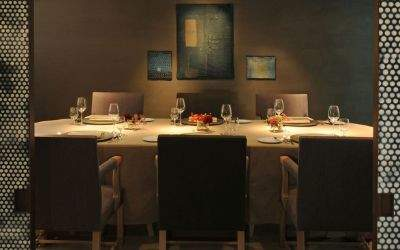 Das Restaurant Atelier im Hotel Bayerischer Hof