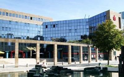 Sparkassenzentrale Ungererstraße