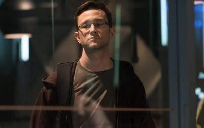 """Szene aus dem Film """"Snowden""""."""