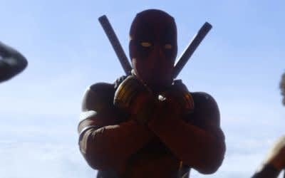 "Szene aus dem Film ""Deadpool 2"""