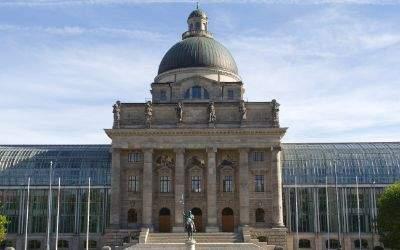 Bayerische Staatskanzlei im Hofgarten