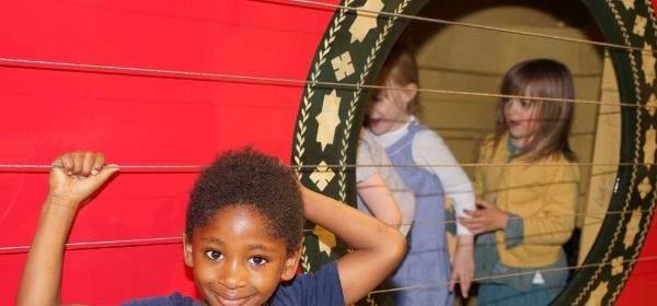 Eröffnung des Kinderreichs im Deutschen Museum