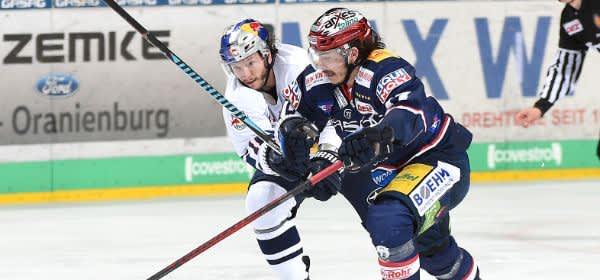2. Finale um die deutsche Eishockey-Meisterschaft: Eisbären Berlin verlieren gegen EHC Red Bull München