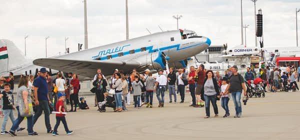 Family & Music Days am Flughafen München