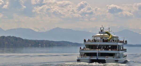 Schifffahrt auf dem Starnberger See
