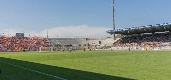 Impressionen vom Amateur-Derby 1860 gegen FC Bayern